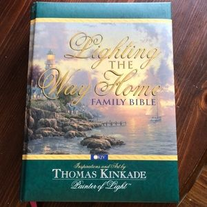 Thomas Kincade Family Bible
